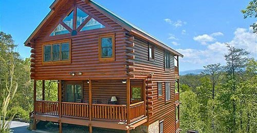 Timeless View – 4Br Luxury Cabin