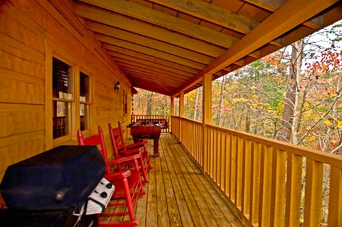 American woods 1 br cabin pet friendly cabins in for Luxury pet friendly cabins pigeon forge