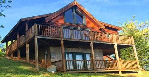 An Angels View – 1BR Cabin